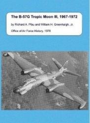 Книга The B57-G:  Tropic Moon III 1967-1972