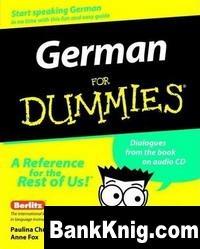 Книга Berlitz - German for Dummies / Берлитц - Немецкий для чайников