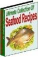 Книга Seafood recipes