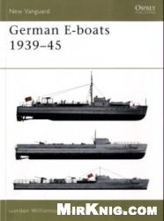 German E-boats 1939-45 [Osprey New Vanguard 59]
