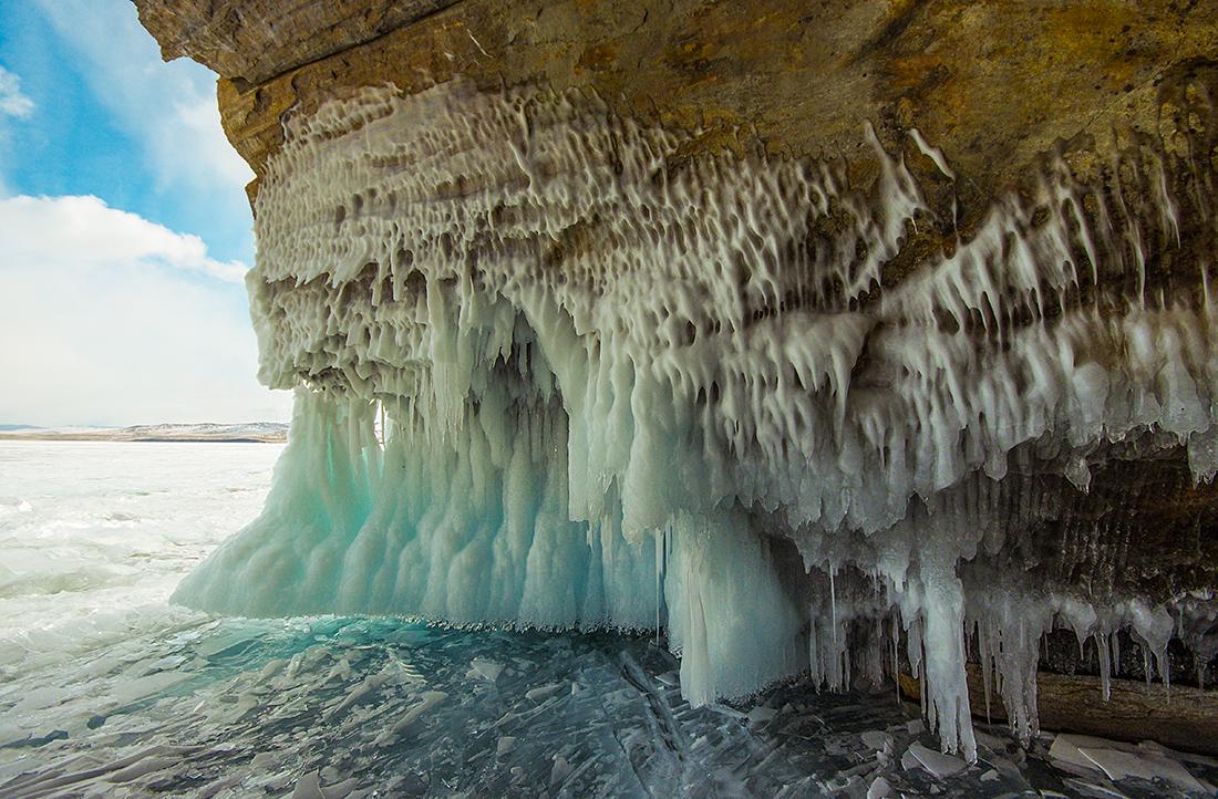 Лёд Огоя