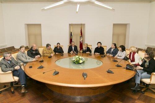 Объединение сербов отметило юбилей международными мероприятиями