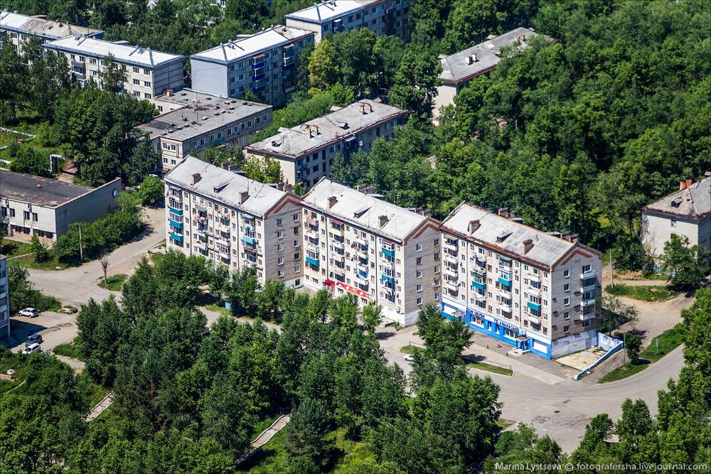 От Хабаровска до Комсомольска-на-Амуре