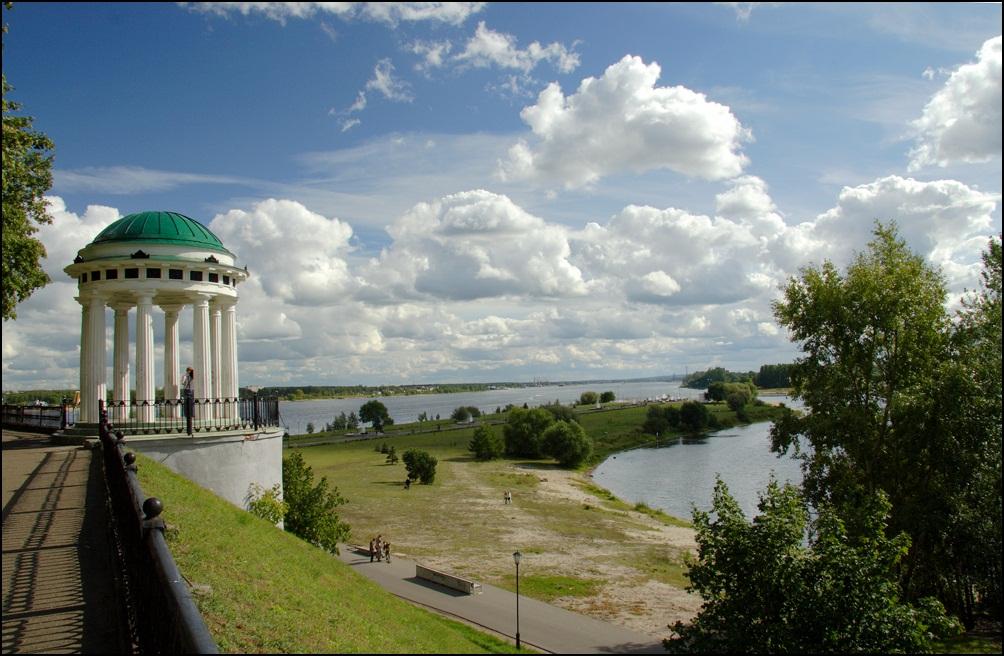 Реки Ярославской области