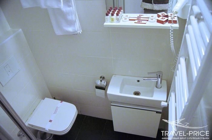 ванная в Comfort Suits