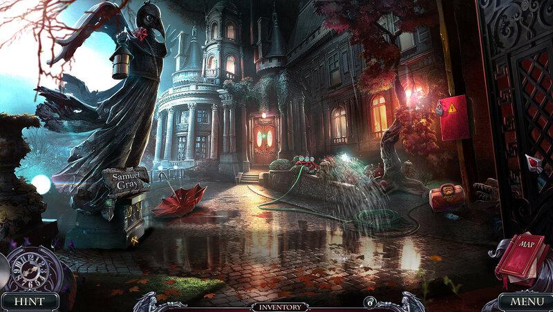 لعبة Grim Tales: Heir Collectors