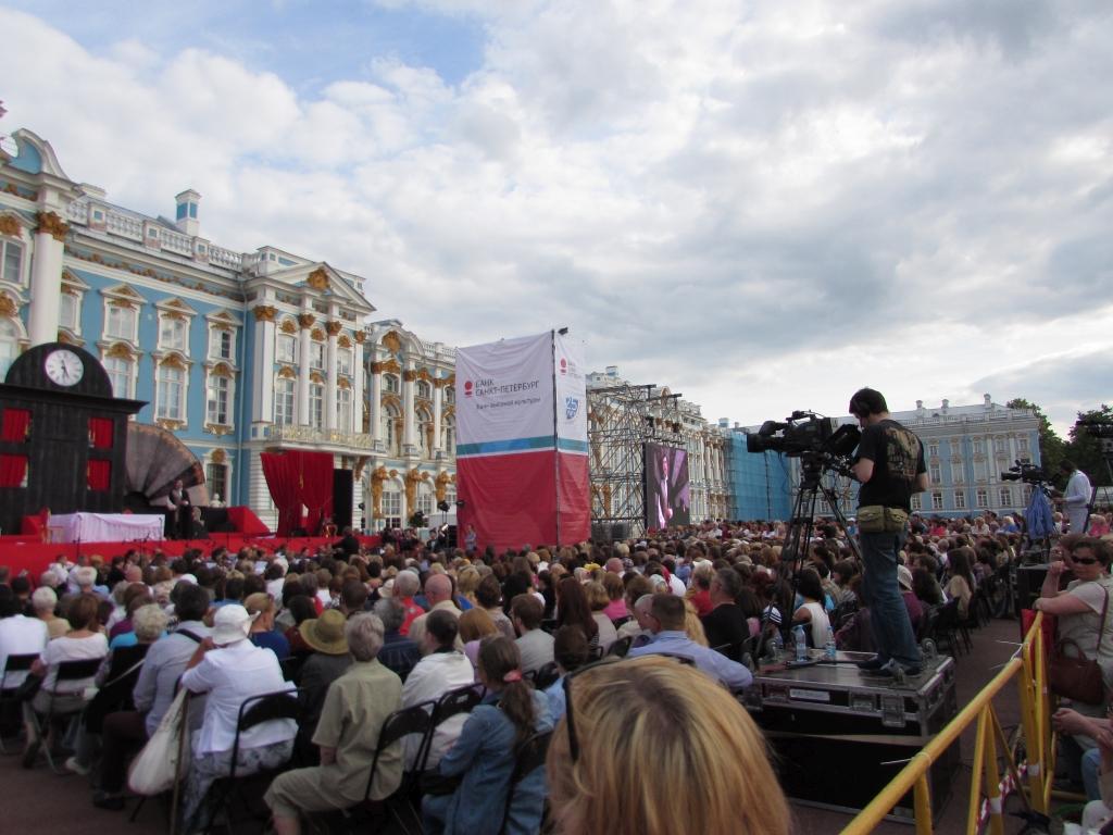 "В Царском селе прозвучала опера Моцарта ""Дон Жуан"" (часть 2)"