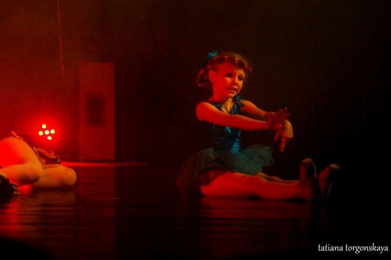 Танец Дюймовочки