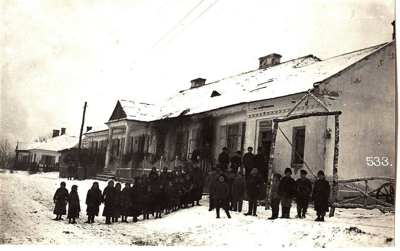 Устилуг. Украинская школа