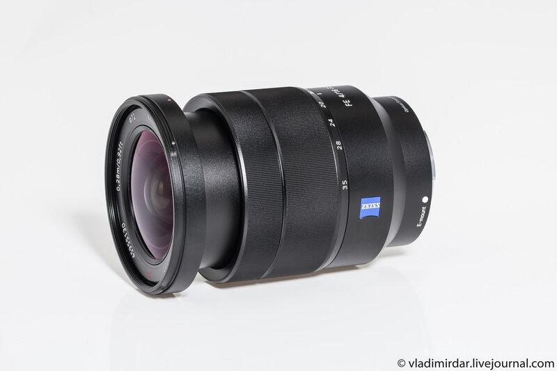 Объектив Sony FE 16-35/4 CZ T*