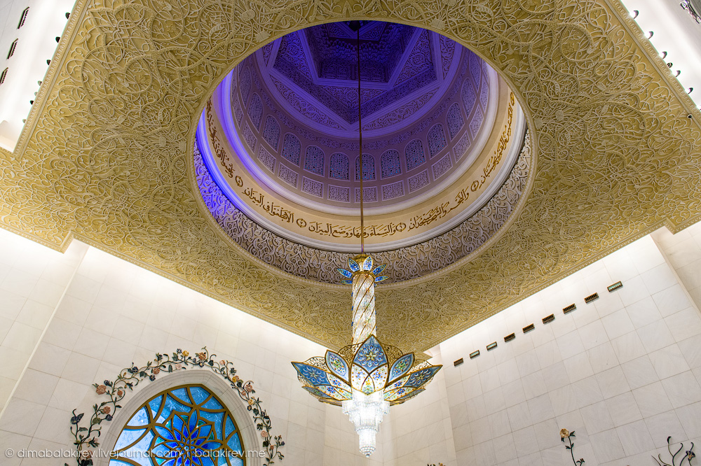 Мечеть шейха Зайда - Абу-Даби