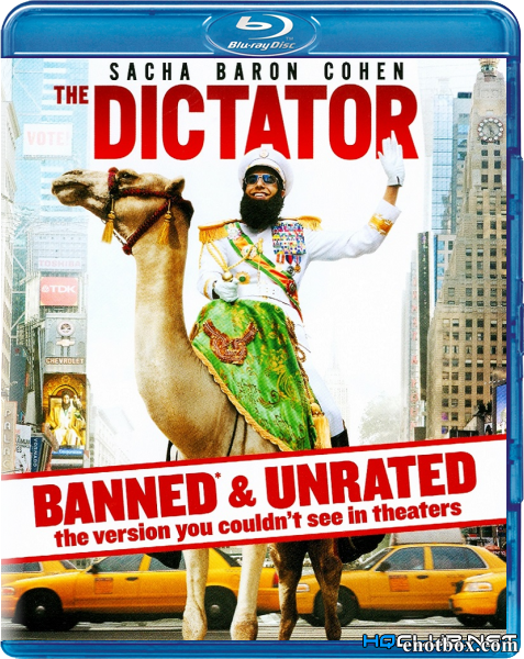 Диктатор / The Dictator [Teatrical & UNRATED] (2012/BDRip/HDRip)
