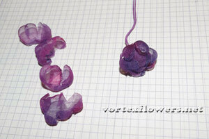 Мастер-класс. Английская роза «Оливия» от Vortex  0_fc0e6_68c63efe_M