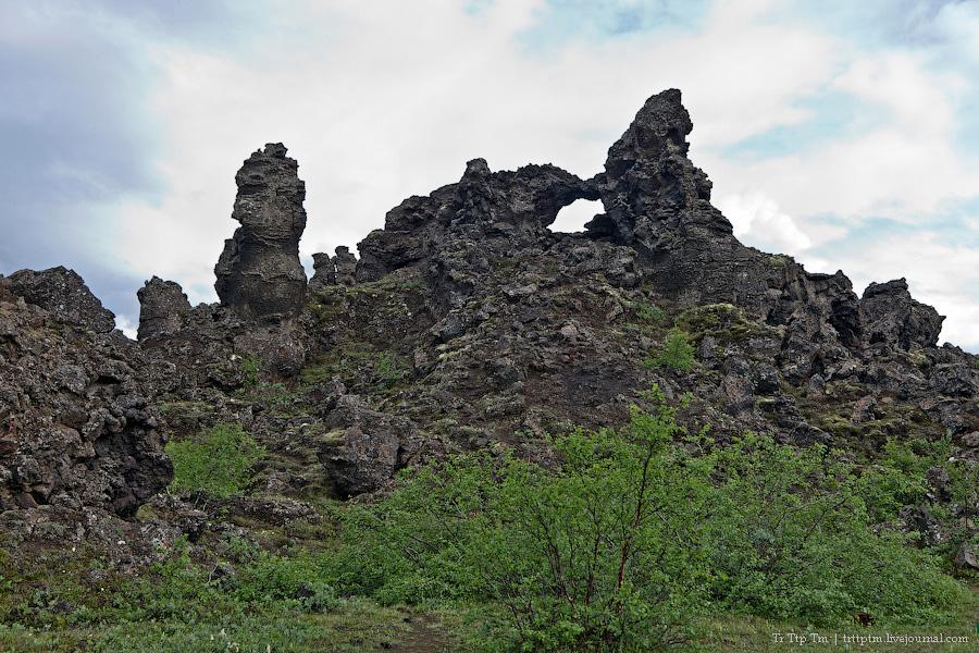 14. Окрестности Комариного озера.