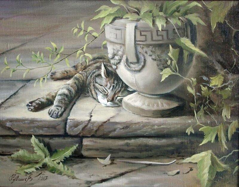 Белорусский художник Олег Чувашев. Нежные пейзажи и натюрморты 0 1110d1 dd5678e6 XL