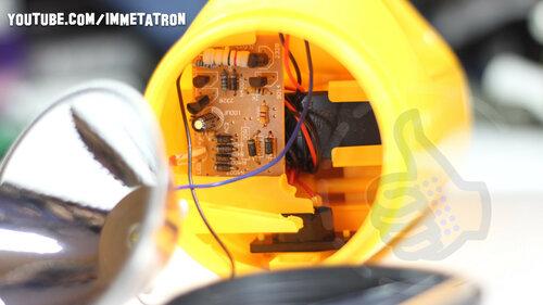 LA-1W Яркий Луч - аккумуляторный фонарь
