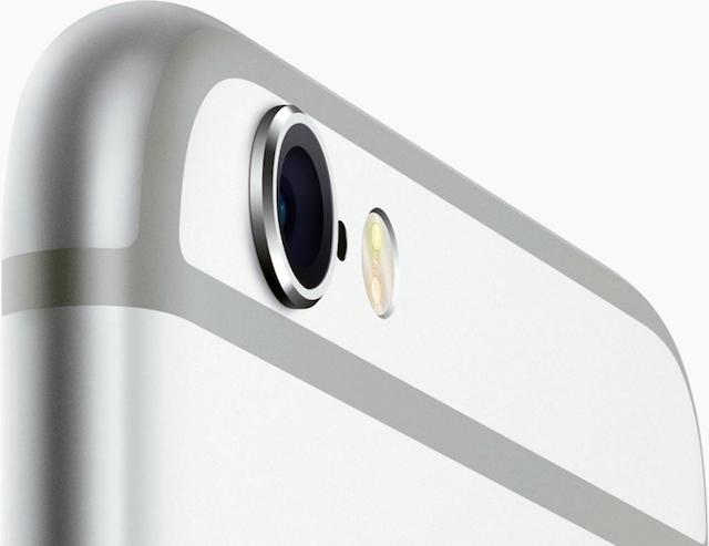 Камера iPhone 6s получит разрешение 12Мп иподдержку записи видео 4К