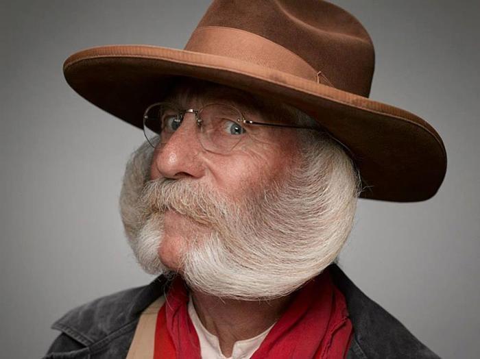 Лучшие фотографии Чемпионата мира бород и усов 2014 года