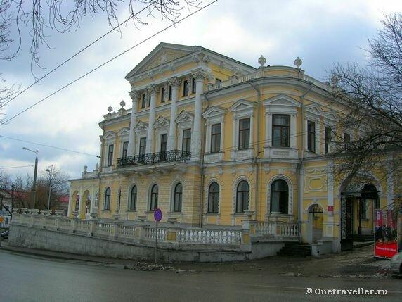 Пермь. Дом Н.В. Мешкова (1820 г.)