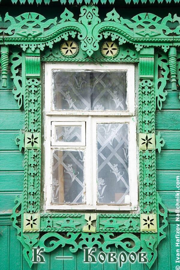 Виртуальный музей резных наличников. проект ивана хафизова.