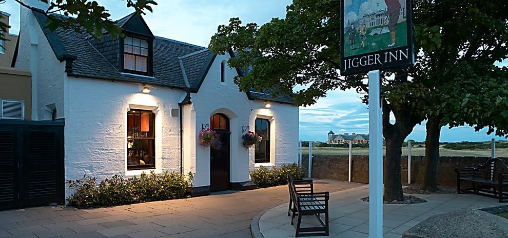 4. The Jigger Inn , Шотландия