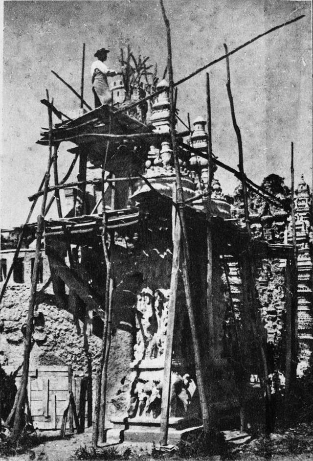 5. Фердинан Шеваль развернул строительство на территории своего огорода, которое длилось тридцать тр
