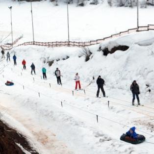 В Кирове появиться новый горнолыжный комплекс