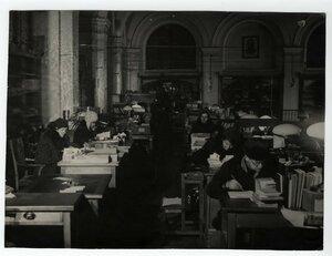 Зал техники и медицины. 1941-42