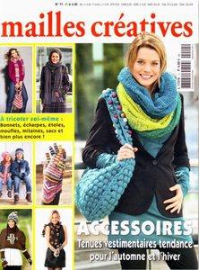Журнал Журнал Mailles creatives Accessoires №11  2011