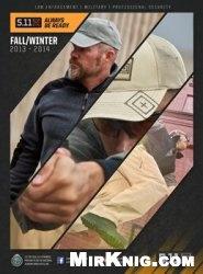 Журнал 5.11 Tactical Series Catalog Fall-Winter 2013-2014