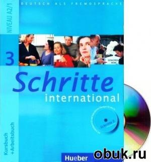 Аудиокнига Schritte international 3. Niveau A2/1 (Kursbuch + Arbeitsbuch mit Audio-CD, Lehrerhandbuch)