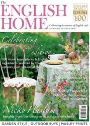 Журнал The English Home - №6 2013