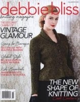 Книга Debbie Bliss Knitting Magazine - Fall/Winter 2013 jpg 112Мб