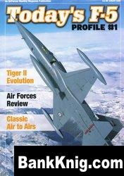 Журнал Air Forces Profile 1 Today's F-5 pdf в rar  50,66Мб