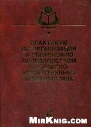 Книга Практикум по организации и управлению производством на сельскохозяйственных предприятиях