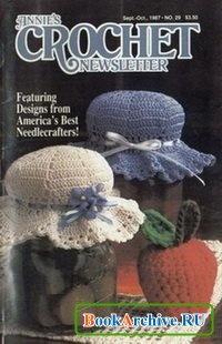 Annies Crochet Newsletter №29, 1987