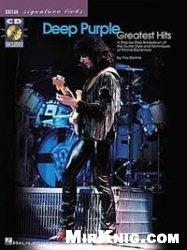 Книга Deep Purple Signature Licks Tab