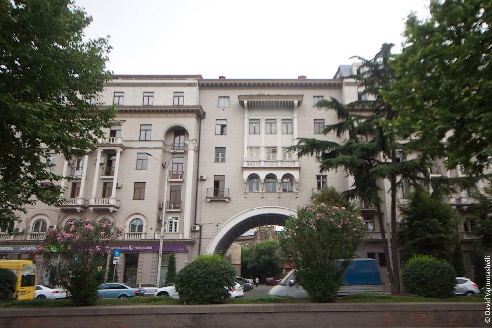 Грузия, Тбилиси, ул. Бараташвили