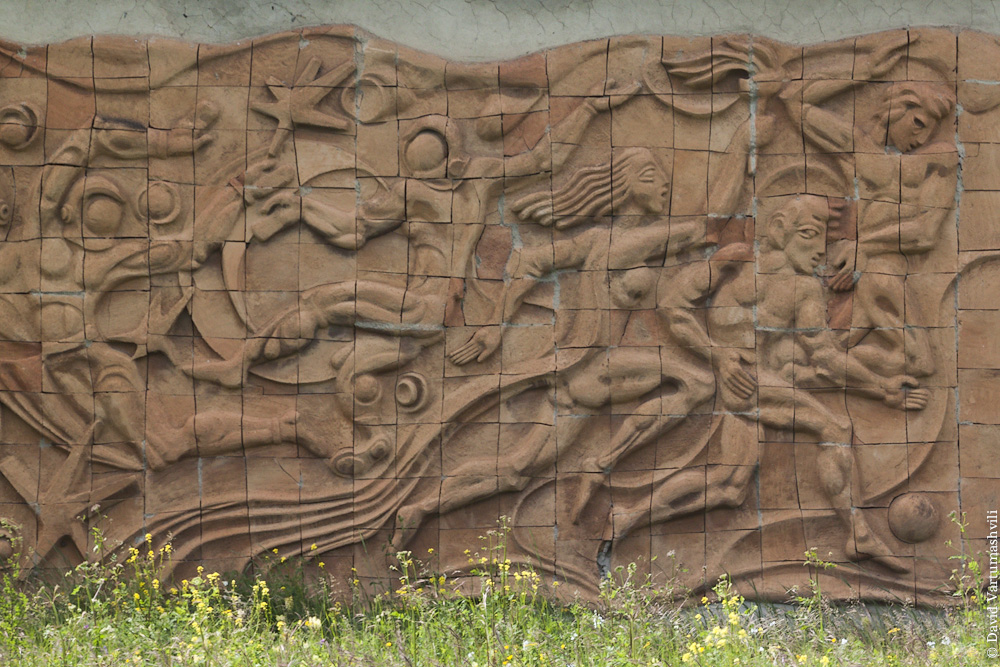 Лепнина, скульптура и прочее