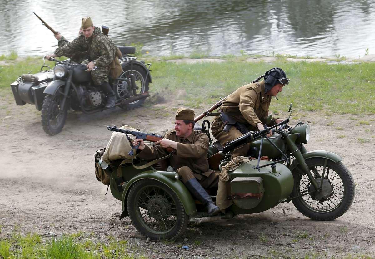 Освобождение чешской Остравы Советскими войсками: реконструкция событий весны 1945 года (12)