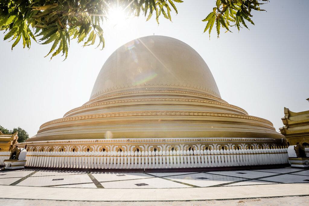 Бирма. Окрестности Мандалая
