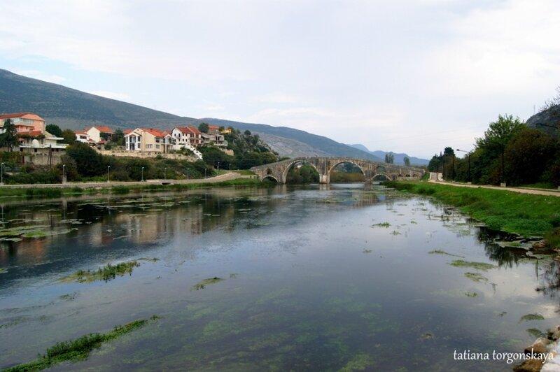 Вид на мост Арсланагича