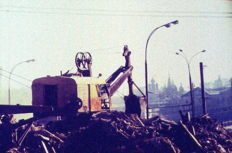 122. 1972. Боровицкая площадь