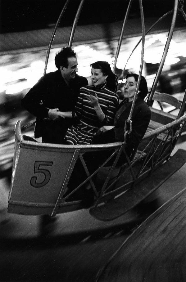 1953. Ярмарка Трон