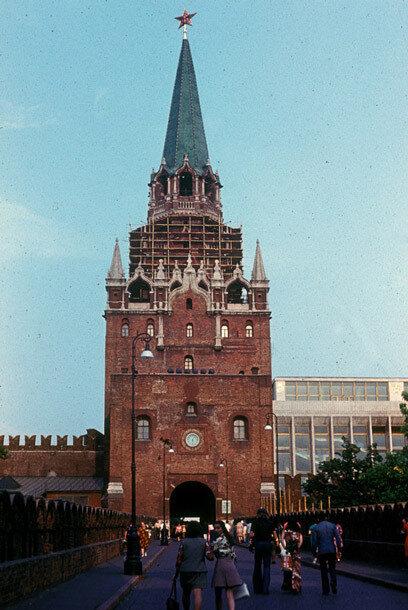 05. Кремль. Западный вход
