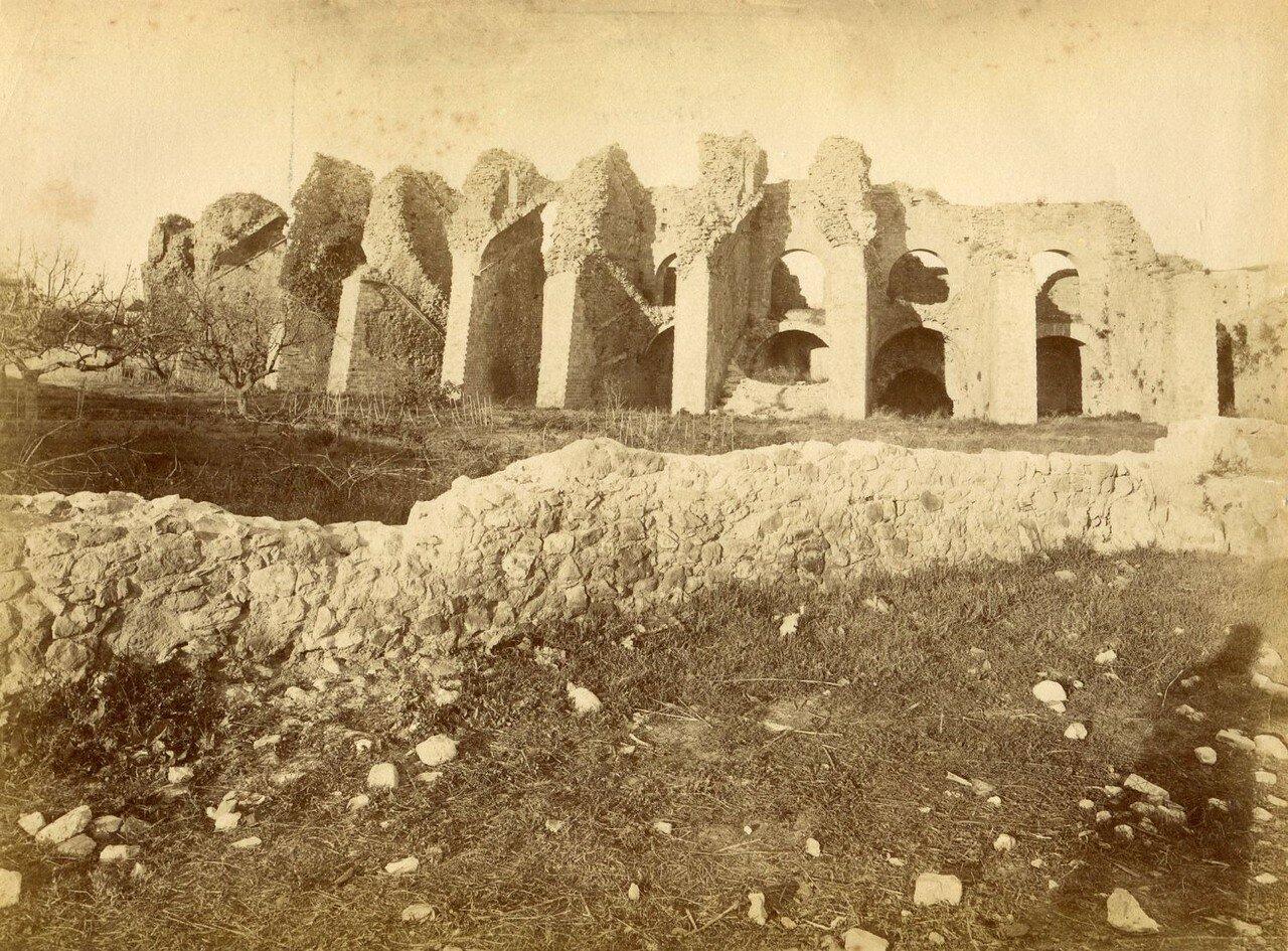 Амфитеатр. 1870-е
