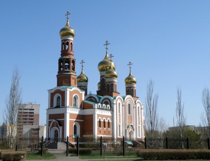 Собор Рождества Христова в Омске