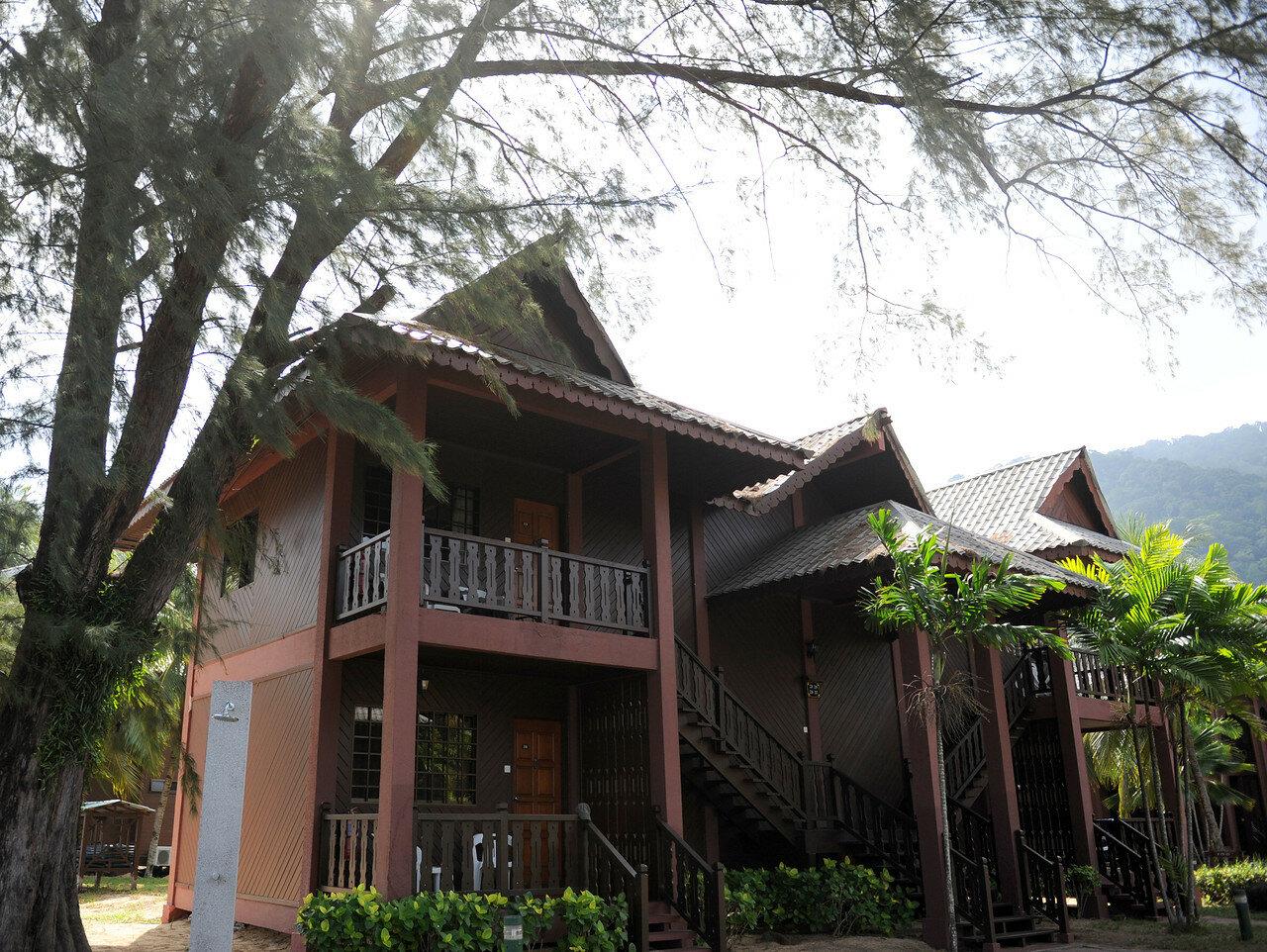 Тиоман, Berjaya Tioman Resort 4*