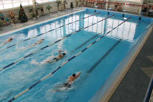 плавание в Чебоксарском районе