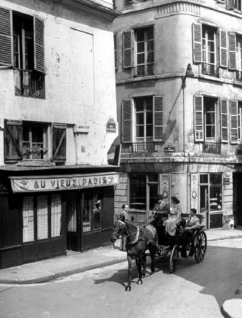 22-2 Rue de l'Abbaye 1948 Photo Joël Yale.jpg
